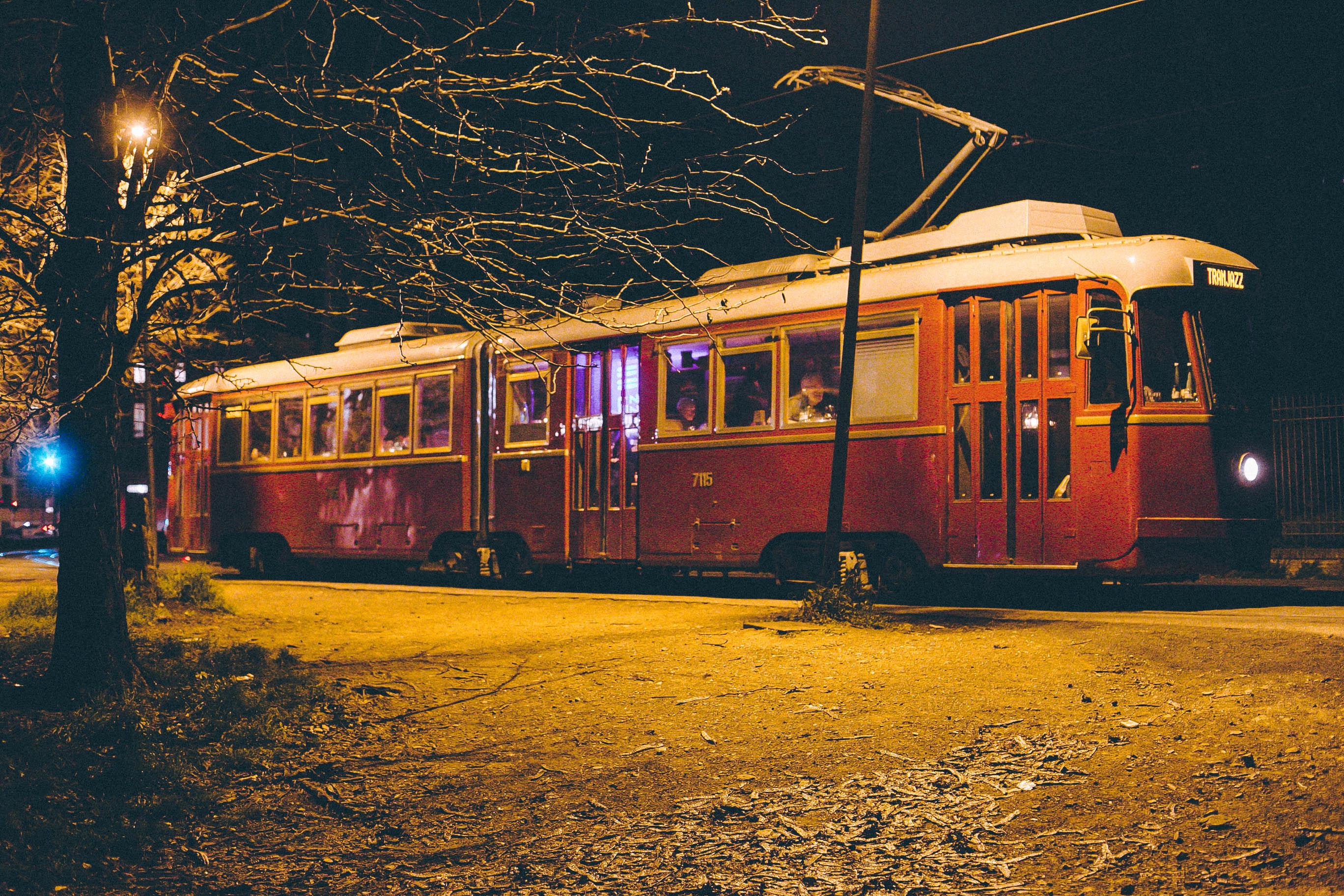Risultati immagini per il tram musicale roma